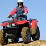 Off Road Quad Adventure Experience Gift Voucher