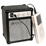 Mini Guitar Amp Ipod Speaker