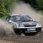Woodland Driving Rally Adventure Gift Voucher