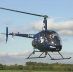 30 Minute Helicopter Flying Experience Gift Voucher