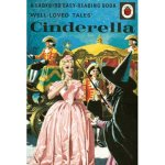 Cinderella LadyBird Book Cover Card