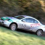 Rally Car Off Road Racing Experience Gift Voucher