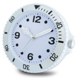 Watch Face Novelty White Wall Clock