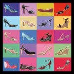 Shoes Galore Occasion Card