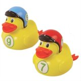 Water Racing Wind up Ducks